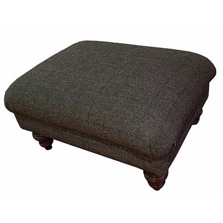 Harris Tweed - Braemar Stool