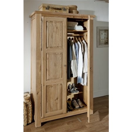 Willis And Gambier - Tuscany Double Wardrobe