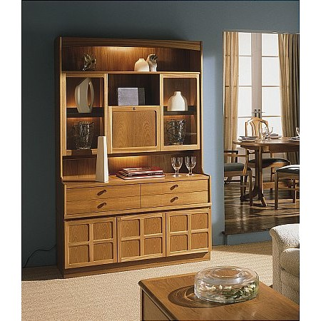 Nathan - Classic Wall Unit