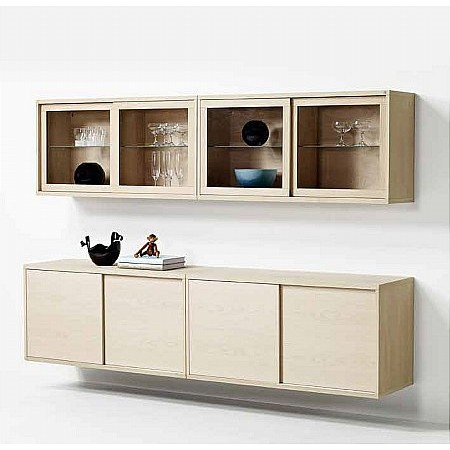 Skovby - 732 and 722 Wall Units