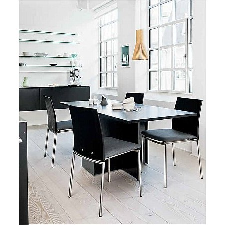 Skovby - 101 Dining Table  plus 98 Chairs