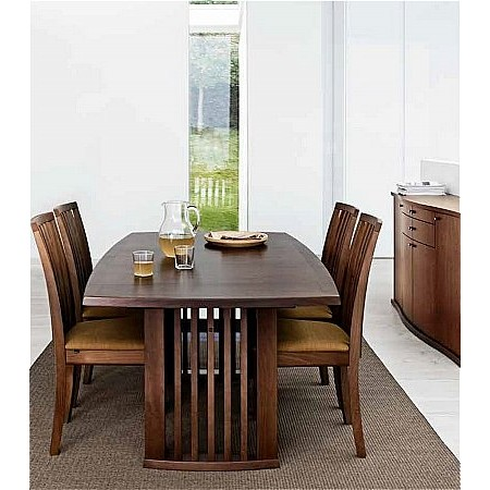 Skovby - 19 Dining Table  plus 66 Chair  plus 504 Sideboard