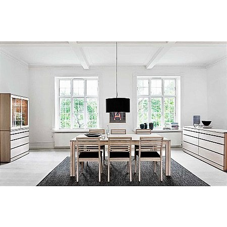 Skovby - 24 Dining Table  plus 91 Chair  plus 88 Sideboard