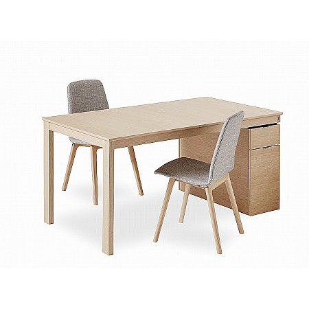 Skovby - SM103 Table Desk  plus SM92 Chair