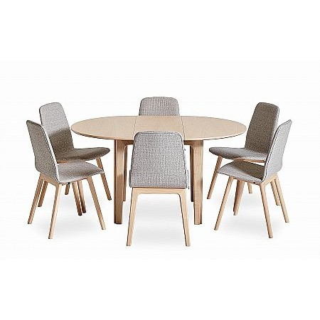 Skovby - SM111 Dining Table  plus SM92 Chair