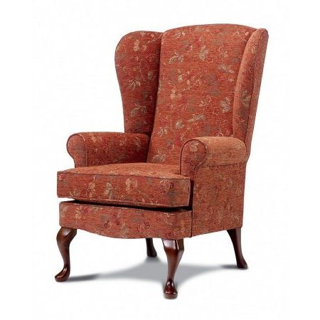 Sherborne - Buckingham High Seat Wing Chair