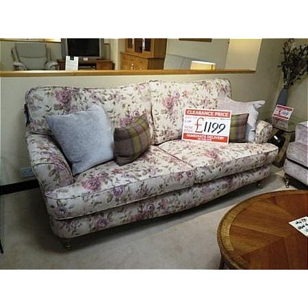 Alstons Upholstery - Loire 3 Seater Sofa And Armchair