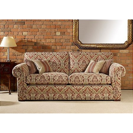 Steed - Elsworth Fabric Settee