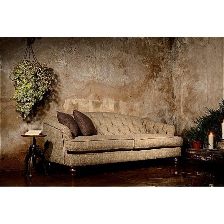 Tetrad - Dalmore Harris Tweed Petite Sofa