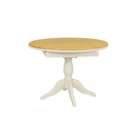 Stag - Cromwell Round Extending Dining Table