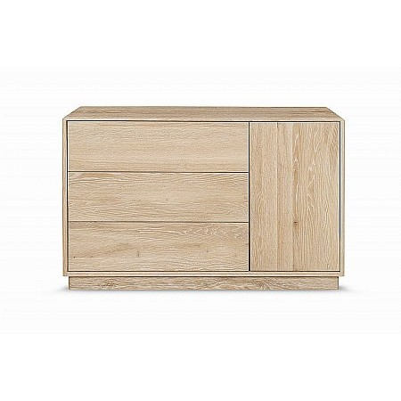 Clemence Richard - Portofino 3 Drawer Sideboard