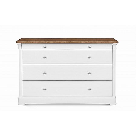 Clemence Richard - Tuscany 4 Drawer Wide Chest