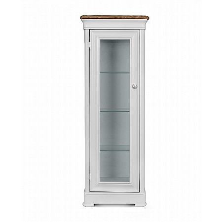 Clemence Richard - Tuscany 1 Door Display Cabinet