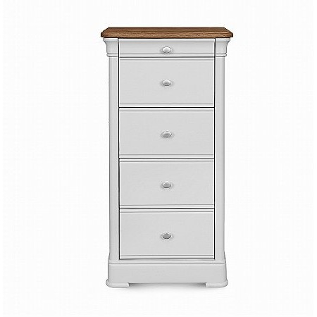 Clemence Richard - Tuscany 5 Drawer Wellington Chest
