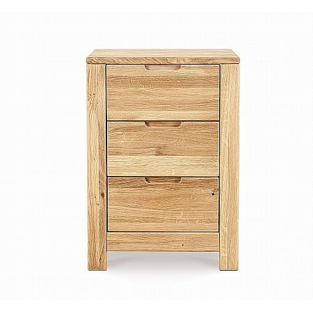 Clemence Richard - Lyon 3 drawer Sideboard