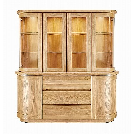 Clemence Richard - Sorento Large Sideboard