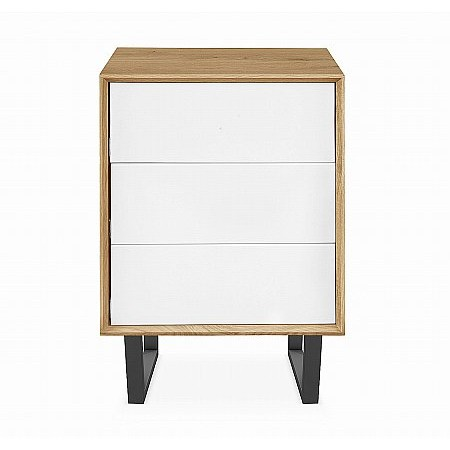 Clemence Richard - Modena 3 Drawer Sideboard
