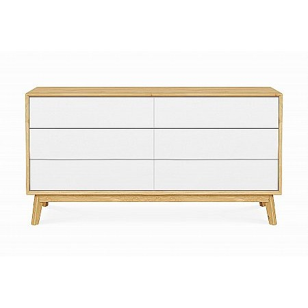 Clemence Richard - Modena Wide Chest of Drawers