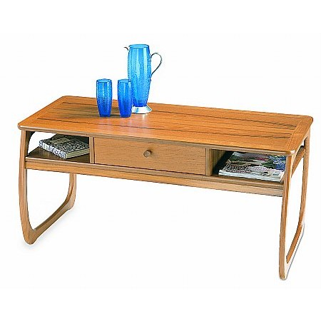Nathan - Classic Burlington Coffee Table