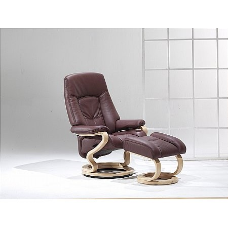 Zerostress - 7776 Recliner