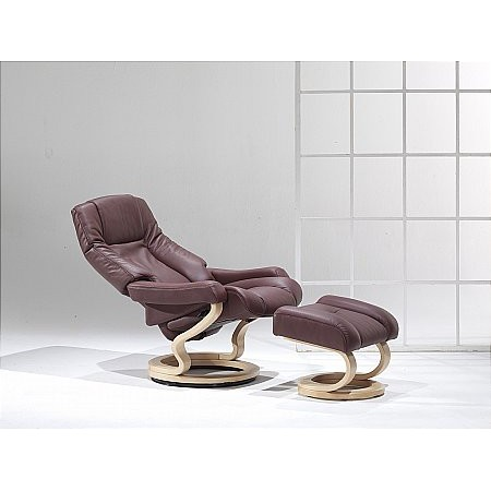 Zerostress - Carron Recliner