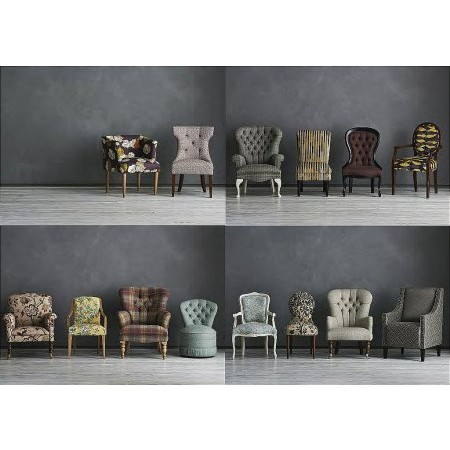 Stuart Jones - Occasional Chairs