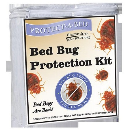 Protect A Bed - Bed Bug Protection Kit