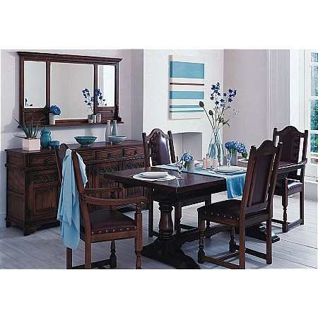 Old Charm - Lincoln Dining Suite