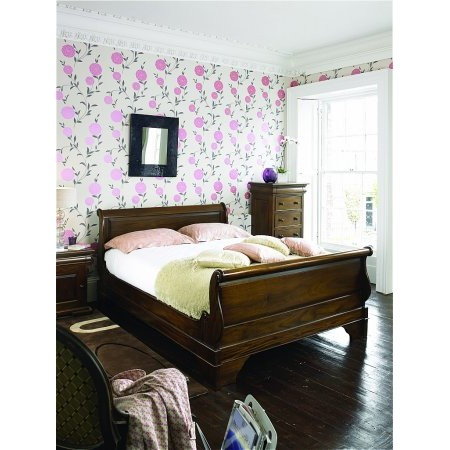Baker Furniture - Deluxe Sleigh Bedroom