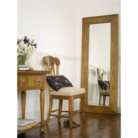 Baker Furniture - Flagstone Hall Table and Mirror