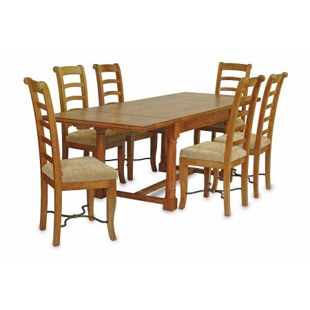 Baker Furniture - Flagstone Dining Set