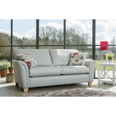 Alstons Upholstery - Barcelona 3 Seater Sofa