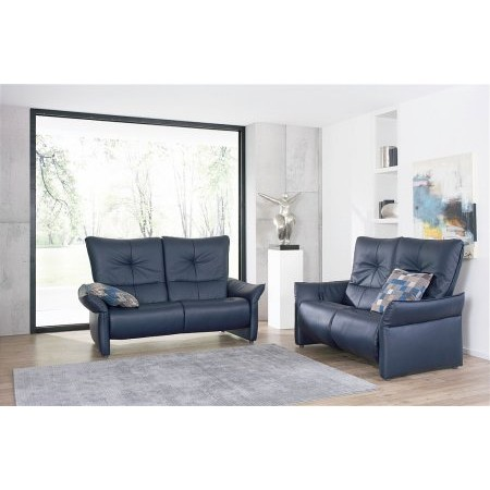 Himolla - Brent Leather Recliner Suite