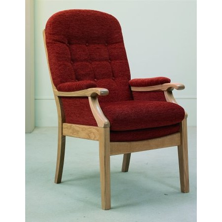 Cintique - Buckingham Tall Chair