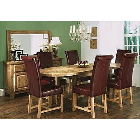 Carlton Furniture - Windermere Dining Set