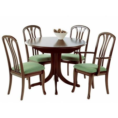 Sutcliffe - Hampton Circular Dining Table