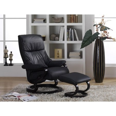 Zerostress - Clyde Leather Recliner
