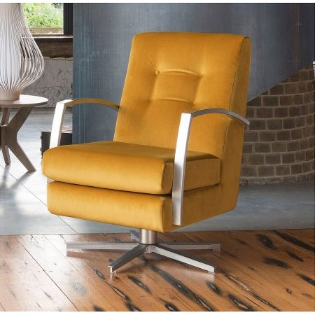 Alstons Upholstery - Stockholm Swivel Chair