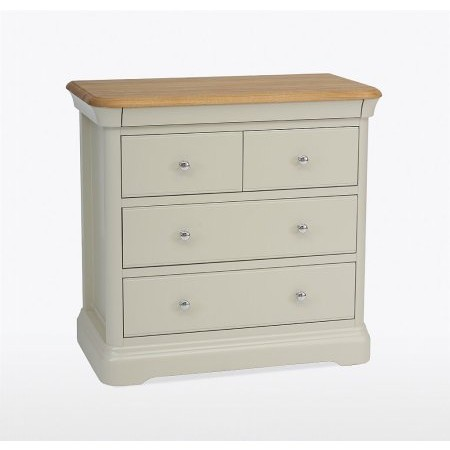 Stag - Cromwell 2 plus2 Chest of Drawers