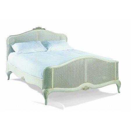 Willis And Gambier - Ivory Bedstead
