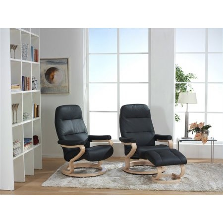 Zerostress - Kennet Leather Recliner