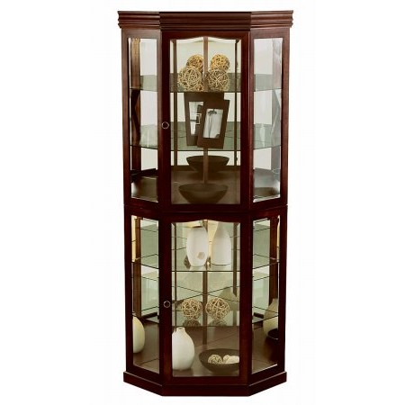 Sutcliffe - Hampton Large Corner Display Unit