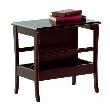 Sutcliffe - Hampton Occasional Table with Magazine Rack