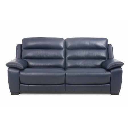 HTL - RSZ 11456 2.5 Seater Leather Sofa