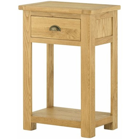 Classic Furniture - Portland Small Console Table Oak