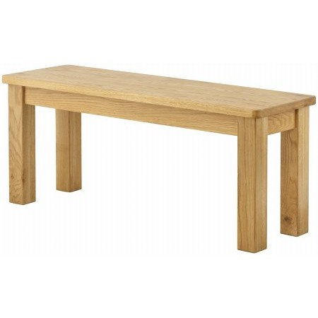 Classic Furniture - Portland Bench Oak