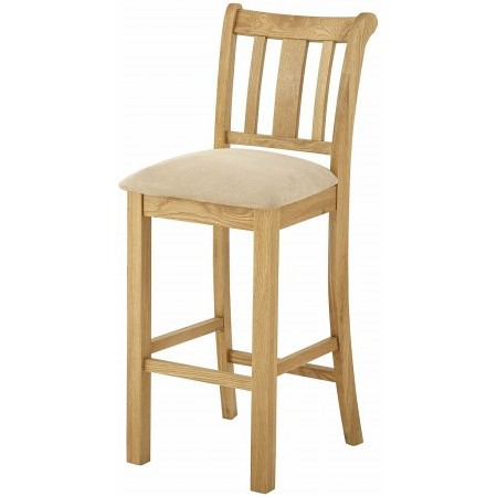 Classic Furniture - Portland Bar Stool Oak