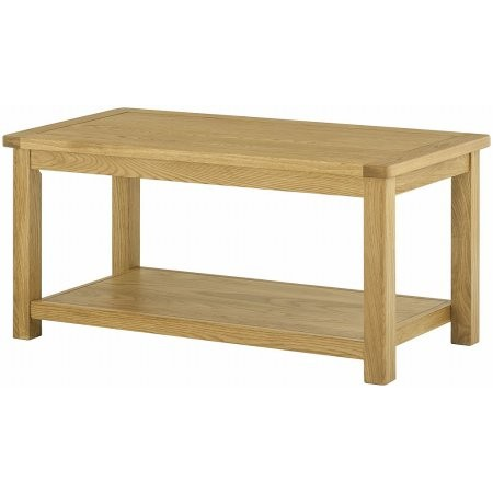 Classic Furniture - Portland Coffee Table Oak