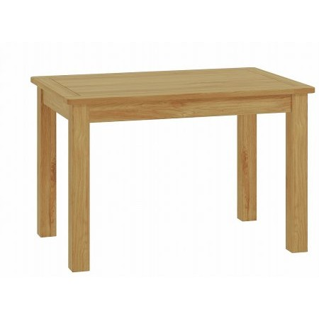 Classic Furniture - Portland Fixed Dining Table Oak