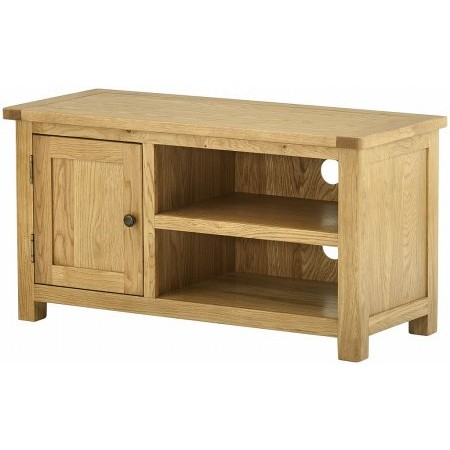 Classic Furniture - Portland TV Cabinet Oak